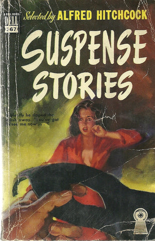 Suspense Stories Selected By Alfred Hitchcock