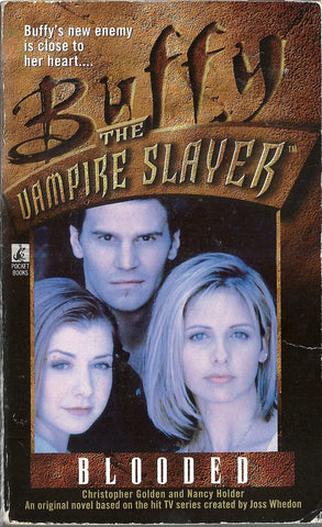 Buffy the Vampire Slayer Blooded