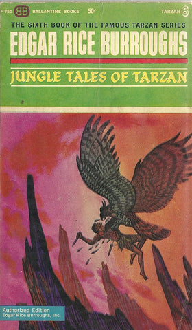 Jungle Tales of of Tarzan #6