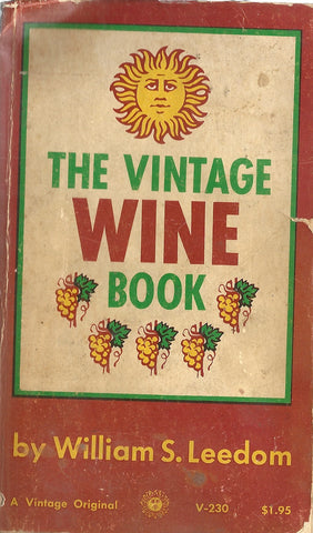 The Vintage Wine Book