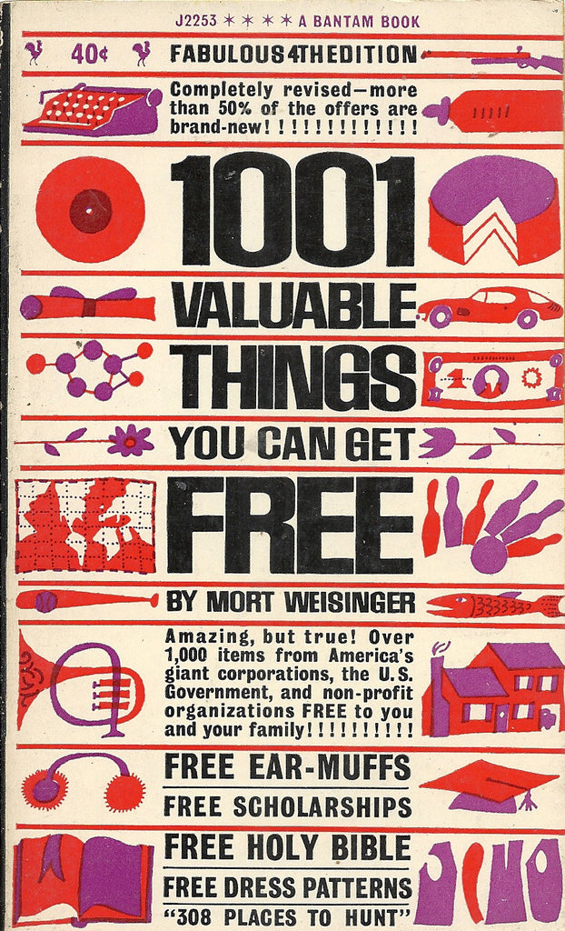 1001 Valuable Things You Can Get Free