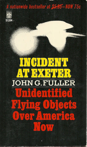 Incident at Exeter