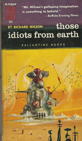 Those Idiots from Earth