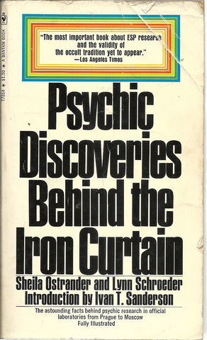 Pyschic Discoveries Behind the Iron Curtain