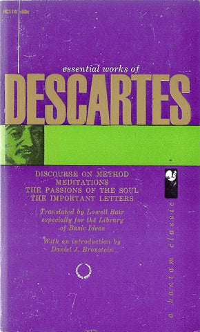 The Essential Works of Descartes
