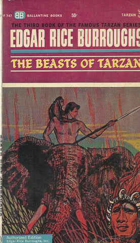 The Beasts of Tarzan #3