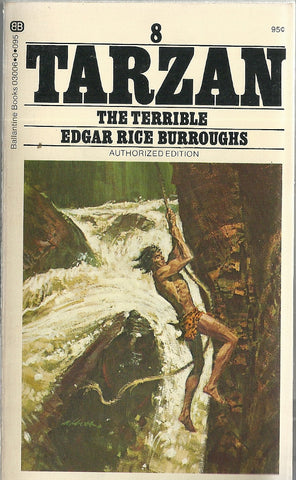 Tarzan The Terrible #8