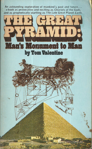 The Great Pyramid: Man's Monument to Man