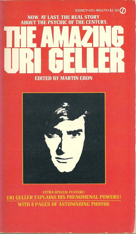 The Amazing Uri Geller