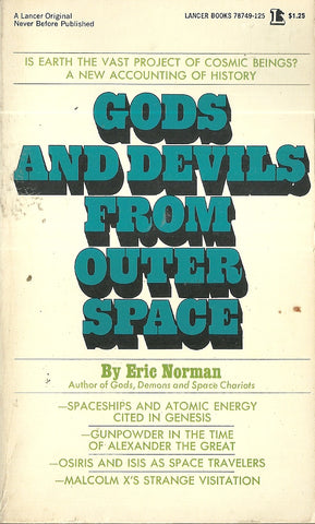 Gods and Devils from Outer Space