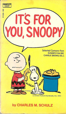 It's For You, Snoopy