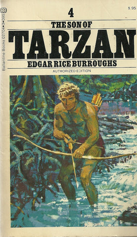 The Son of Tarzan #4