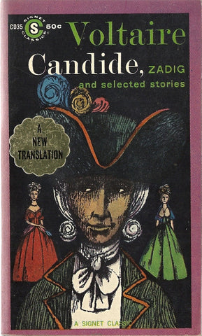 Candide, Zadig and Other Selected Stories