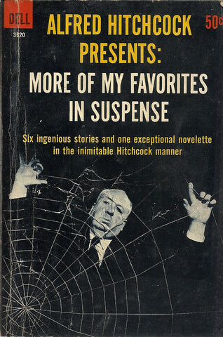 Alfred Hitchcock Presents More of My Favorites in Suspense