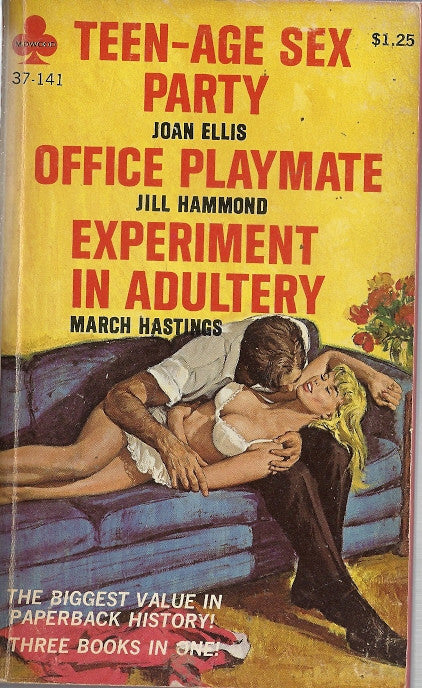 Teenage Sex Party/Office Playmate/Experiment in Adultery