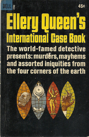 Ellery Queen's International Case Book