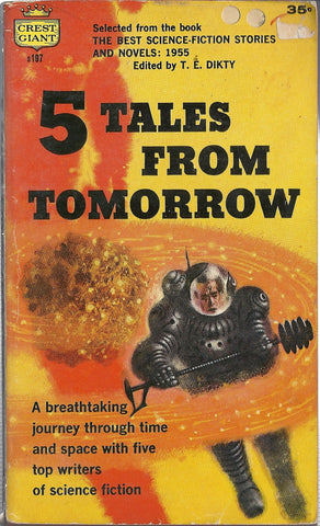 5 Tales from Tomorrow