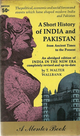 A Short History of India and Pakistan