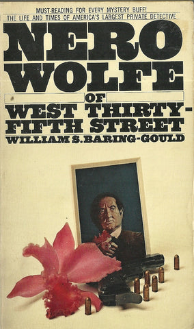 West Thirty Fifth Street Nero Wolfe