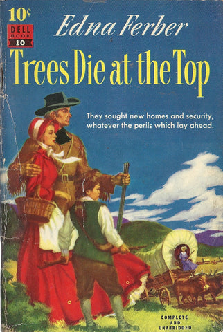 Trees Die at the Top