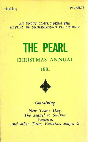 The Pearl Christmas Annual 1881