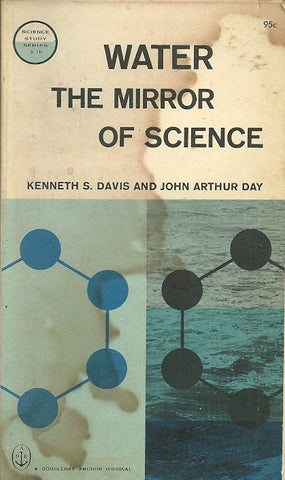 Water The Mirror of Science
