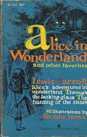 Alice in Wonderland and other favorites