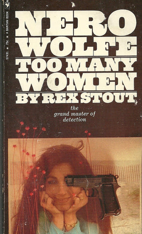 Too Many Women Nero Wolfe