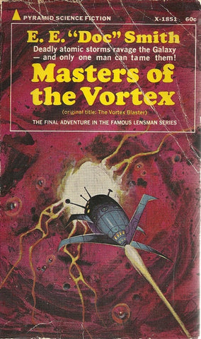 Masters of the Vortex