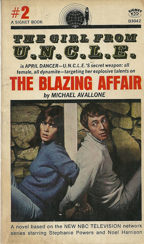 #2 The Blazing AffairThe Girl from U.N.C.L.E.