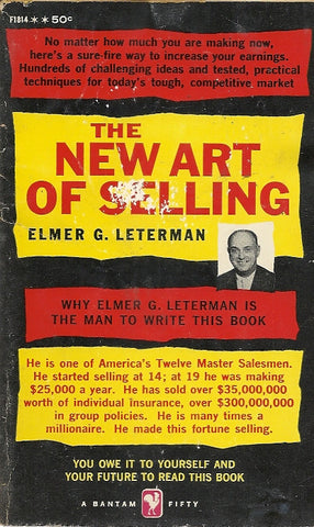 The New Art of Selling
