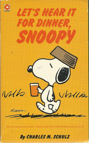 Let's Hear it for Snoopy