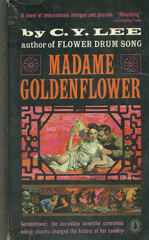 Madame Goldenflower