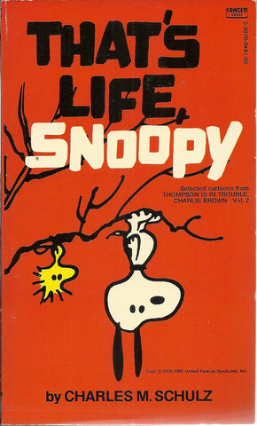 That's Life Snoopy