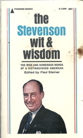 The Stevenson Wit & Wisdom