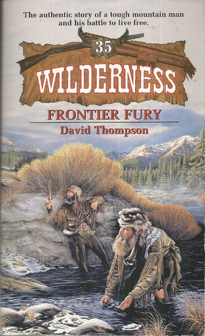 Wilderness Frontier Fury