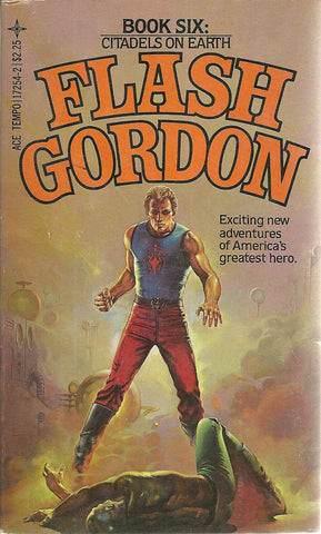 Flash Gordon Book Six Citadels on Earth
