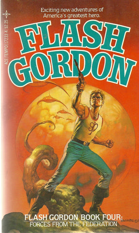 Flash Gordon Book Four Forces from the Federation