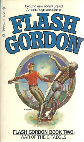 Flash Gordon Book Two  War of the Citadels