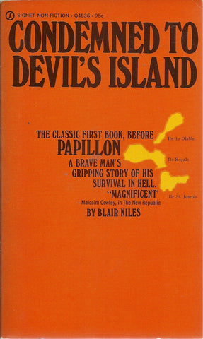 Condemned to Devil's Island