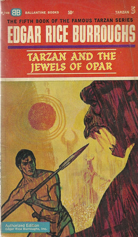 Tarzan and the Jewels of Opar #5