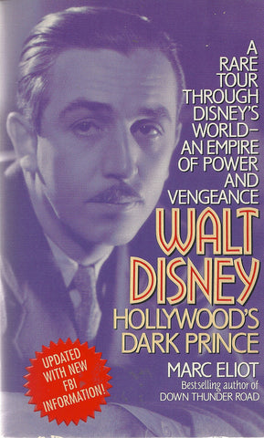 Walt Disnet Hollywoods Dark Prince