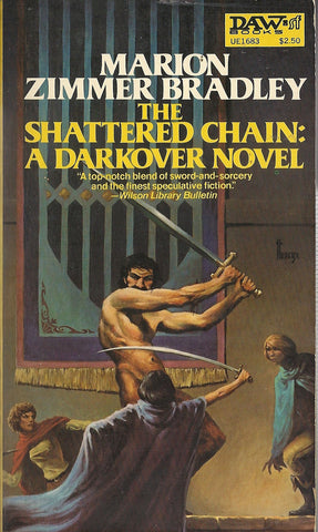 The Shattered Chain: A Darkoever Novel