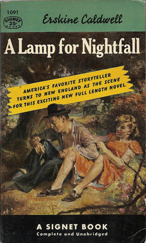 A Lamp for Nightfall