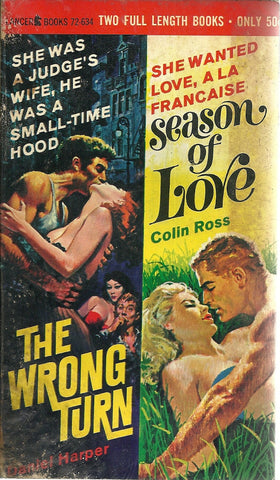 The Wrong Turn and Season of Love