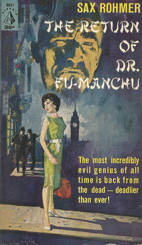 The Returm of Dr. Fu-Manchu