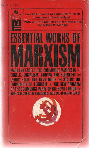 Essential Works of Marxism