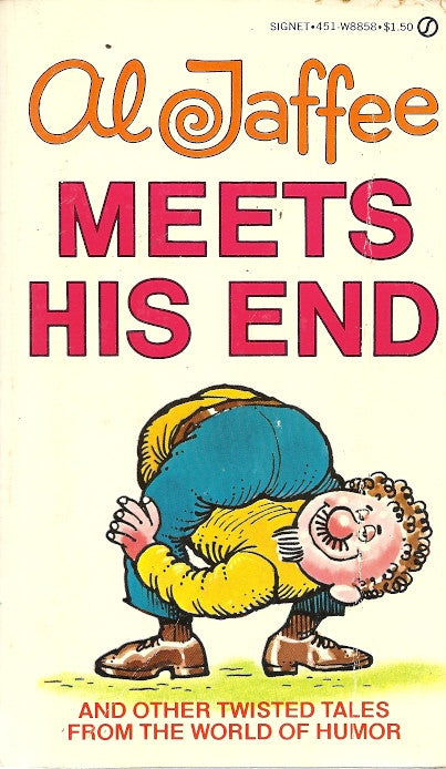 Al Jaffee Meets His End