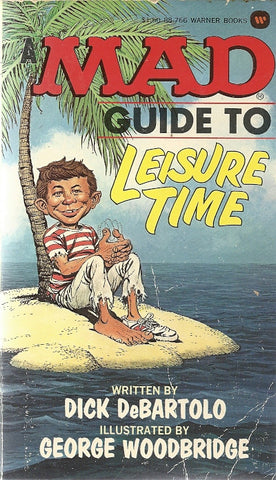 Mad Guide to Leisure Time #5