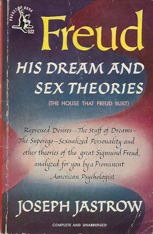 Freud His Dreams and Sex Theories